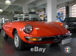 Verdeck Verschluss Soft Top Alfa Romeo 105/115 Araignée 66-84 Chrom Rarität Neu