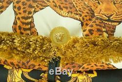 Versace Sac À Bandoulière Leopard Limited Edition