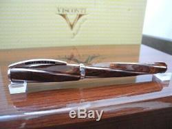 Visconti Divina Proporzione Ronce 1618 Limited Edition En Or 18 Carats Fountain Pen