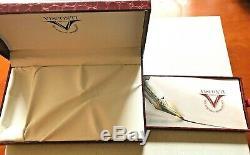 Visconti Europea Costituzione Fountain Pen 18 Kt. Nib Limited Edition 159/1200
