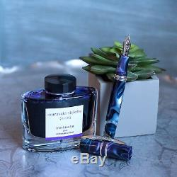 Visconti Homo Sapiens Limited Edition Midnight In Florence Violet Fountain Pen