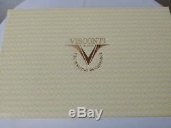 Visconti Le Templar Knight Limited Edition À 312 Fountain Pen