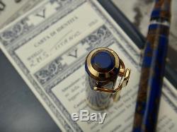 Visconti Rms Titanic Limited Edition Fountain Pen # 1142/1912 M Nib 18k 750