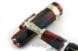 Visconti Saint Basil Limited Edition Fountain Pen