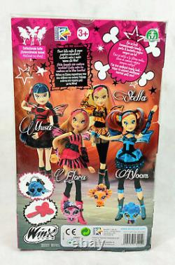 Winx Club Bloom Hallowinx Version Doll. Bnib
