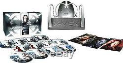 X-men Cérébro Édition Limitée (12 Cofanetto Blu-ray) Edizione Italiana